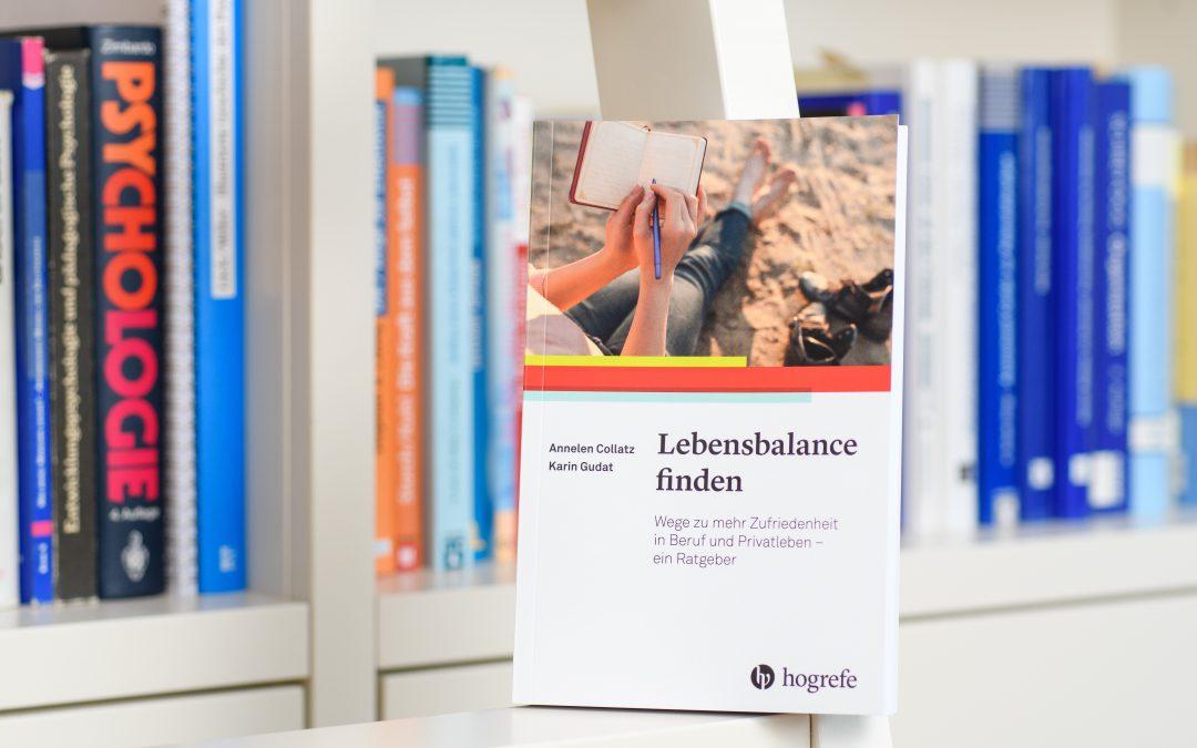 """Buchvorstellung: """"Lebensbalance Finden"""" von Dr. A. Collatz"""